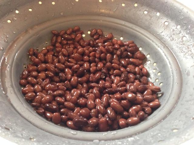 Rinsed Black Beans