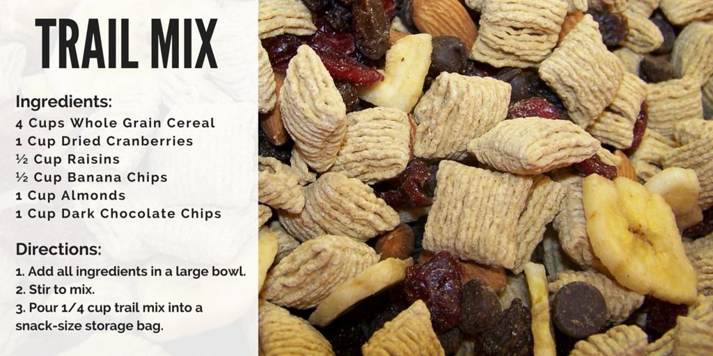 Ways to Make a Healthier Trail Mix with Recipe
